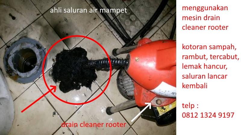 Jasa air mampet Medan Petisah kota medan telp 081213249197